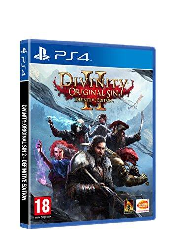 Divinity: Original Sin II - Definitive Edition - Ultimate - PlayStation 4