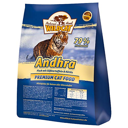 Wildcat Andrah, 3 kg