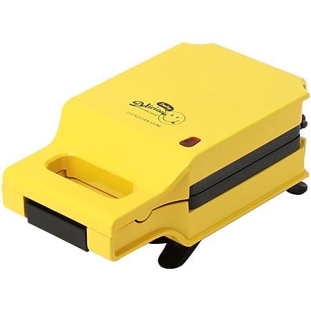 レコルト プレスサンドメーカー キルト recolte PRESS SAND MAKER Quilt デリシャススマイル YE RPS-1 212キッチンストア オリジナル