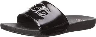 UGG Unisex-Child K Graphic Slide Slide Sandal