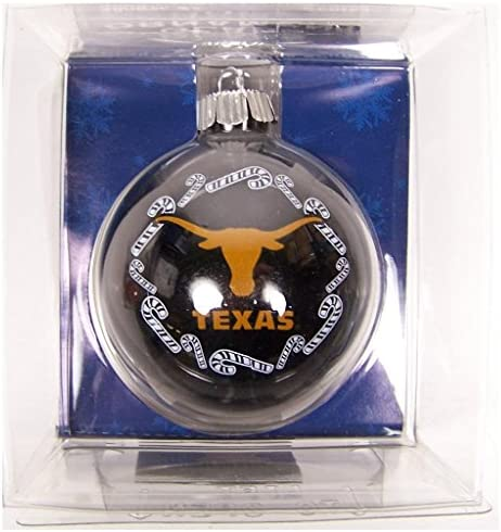 NCAA Texas Longhorns Traditional 2 5 8 Ornament product image