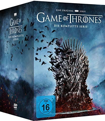 Game of Thrones - Die komplette Serie [38 DVDs]
