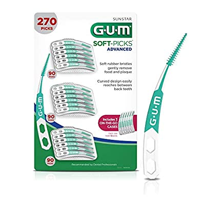 GUM Soft-Picks Advanced Dental