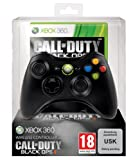 Microsoft - Mando Inalámbrico, Color Negro, Incluye Call Of Duty Black Ops 2 (Xbox 360)