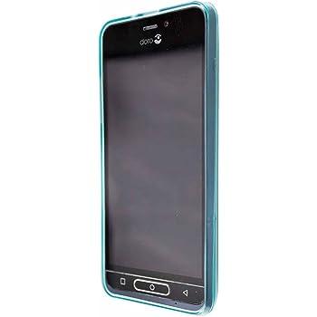 Coque pour Doro 8035 Coque de Coloris Noir Bookstyle-Case /Étui de Protection Antichoc pour Smartphone