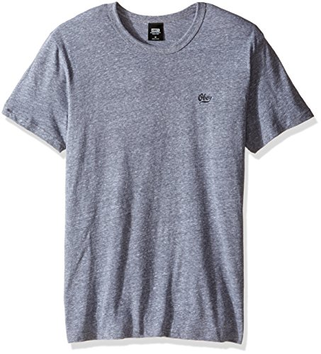Obey Herren Proto Script T-Shirt - grau - Klein