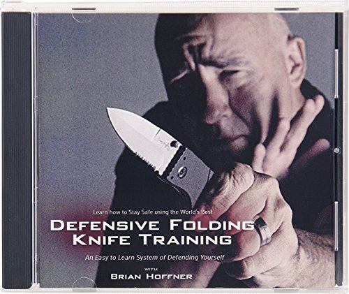 Defensive Folding Knife Training with Brian Hoffner