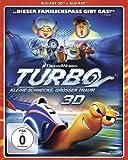 Bluray Kinder Charts Platz 55: Turbo - Kleine Schnecke, großer Traum  (+ BR) (inkl. Digital Ultraviolet) [3D Blu-ray]