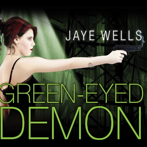 Green-Eyed Demon audiobook cover art