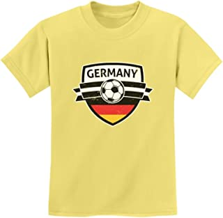 Tstars - Germany Soccer Team Deutschland Fans Youth Kids T-Shirt