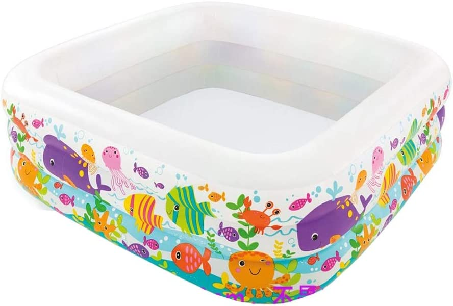 Inflatable Swimming Pool Family Indoor Paddling Cu 5 ☆ very popular Popular products Air Baby