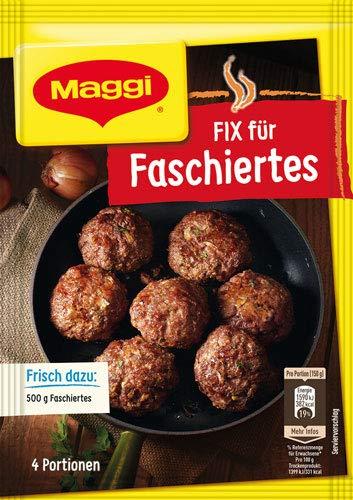 6x Maggi - FIX für Faschiertes