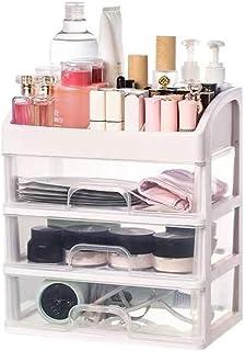 صندوق تخزين مستحضرات التجميل من ZWL، صندوق تخزين كبير السعة، درج تخزين مستحضرات التجميل الشفاف، يمكن استخدامه لمستحضرات ال...