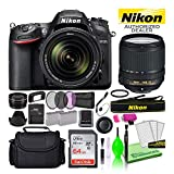 Nikon D7200 24.2MP DSLR Digital Camera with...