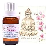 Synergie - Mélange D' Huiles Essentielles Pour Diffusion Méditation 10ml
