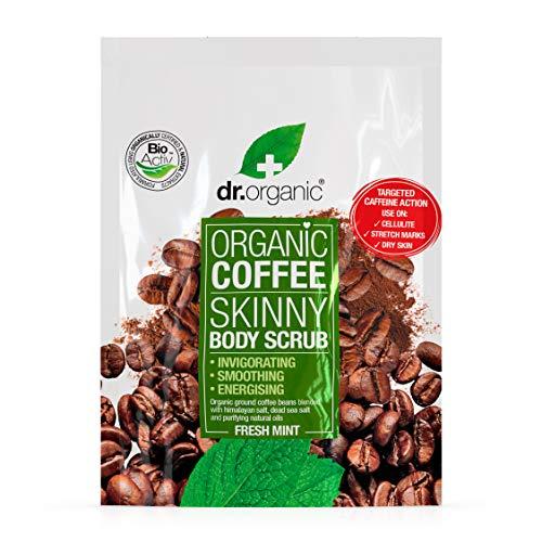 Dr. Organic Scrub corpo magro al caffè biologico Dr. Organic - 200Gr