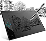VEIKK Graphic Drawing Tablet with 8192 Passive Pen, Compatible with Windows/Mac/Linux OS and Android Mobile for Digital Drawing & OSU & E-Signature & Online Teaching