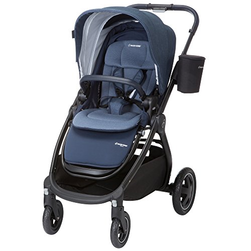Maxi-Cosi Adorra Modular Stroller, Devoted Black