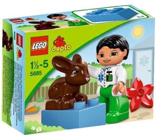 Lego 5685 - DUPLO Town 5685 Tierärztin