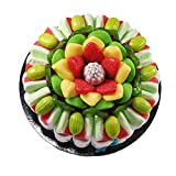 Tarta de golosinas -Fruit 22 cm