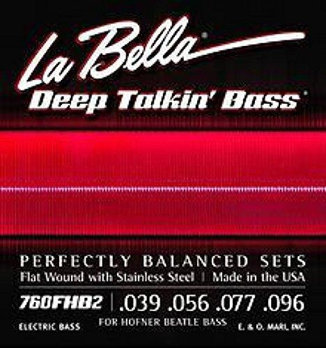 ポール・マッカートニー使用 La Bella『Deep Talkin'Bass』