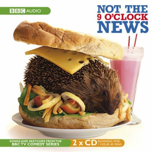Not the Nine O'Clock News audiobook cover art