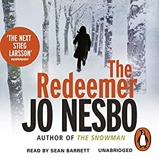 The Redeemer: A Harry Hole Thriller, Book 6 Titelbild