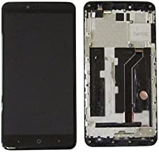 ZTE Zmax Pro Z981 LCD Screen Display Digitizer Touch/Black Frame(Only FBA) (Black Frame)