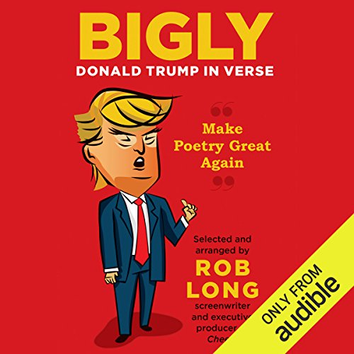 Bigly audiobook cover art