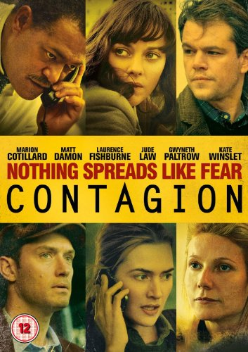 Contagion [DVD] (IMPORT) (Keine deutsche Version)