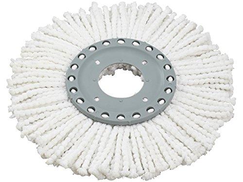 Leifheit 52067 Tête de rechange Clean Twist Disc pour vadrouille 56793
