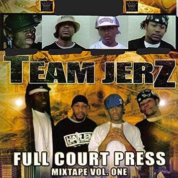 Team Jerz Mixtape, Vol. 1 One Full Court Press