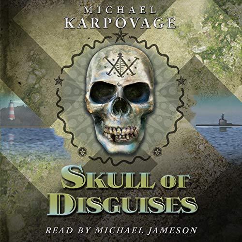 Skull of Disguises audiobook cover art