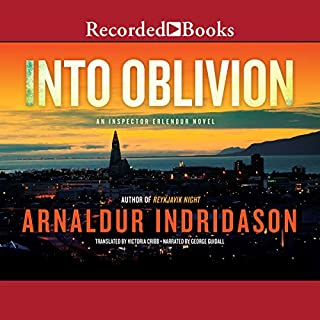 Into Oblivion audiobook cover art