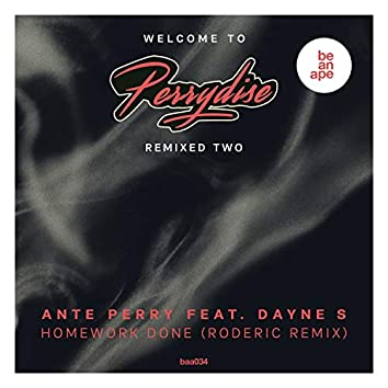 Welcome to Perrydise Remixed Two