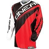 O'Neal Element Jersey RACEWEAR Rot Trikot MX DH Enduro Quad, 0024R-3, Größe X-Large