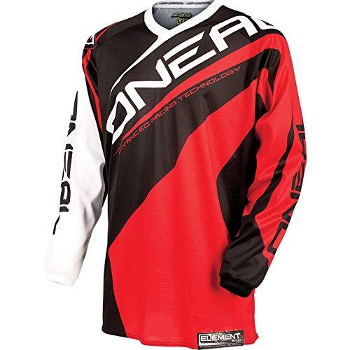 O\'NEAL Oneal Element Racewear Jersey, Farbe rot, Größe XL