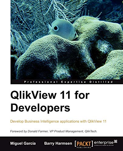 QlikView 11 for Developers (English Edition): This book is smartly built around a practical case study - HighCloud Airlines - to help you gain an ... using QlikView. A superb hands-on guide