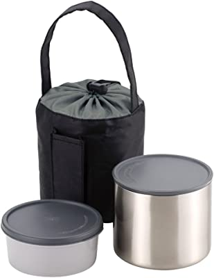 パール金属 保温 弁当箱 500ml 茶碗 約 2.5 杯分 ホット べんとー ランチ H-2918