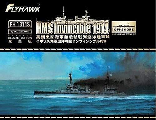 FLYHAWK - HMS Invincible 1914