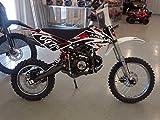 Apollo DB-007 125cc Dirt Bike Red