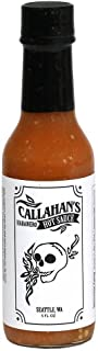 Callahan's Habanero Hot Sauce, 5 Ounce Bottle
