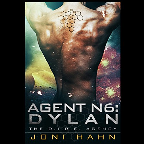 Agent N6: Dylan audiobook cover art