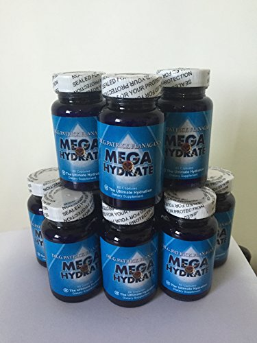 Megahydrate 10 Bottle Set