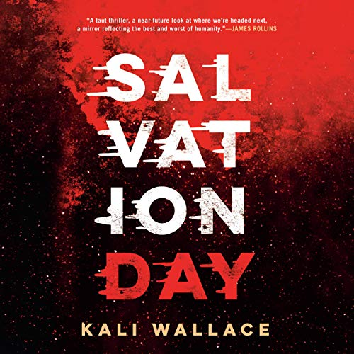 Salvation Day audiobook cover art