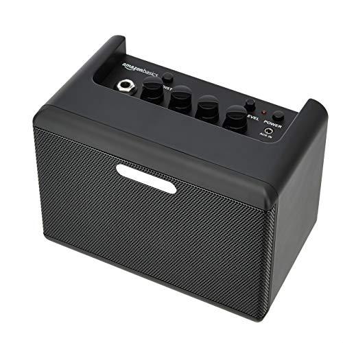 Amazon Basics Acoustic Guitar Amplifier, black (FGA-5B)