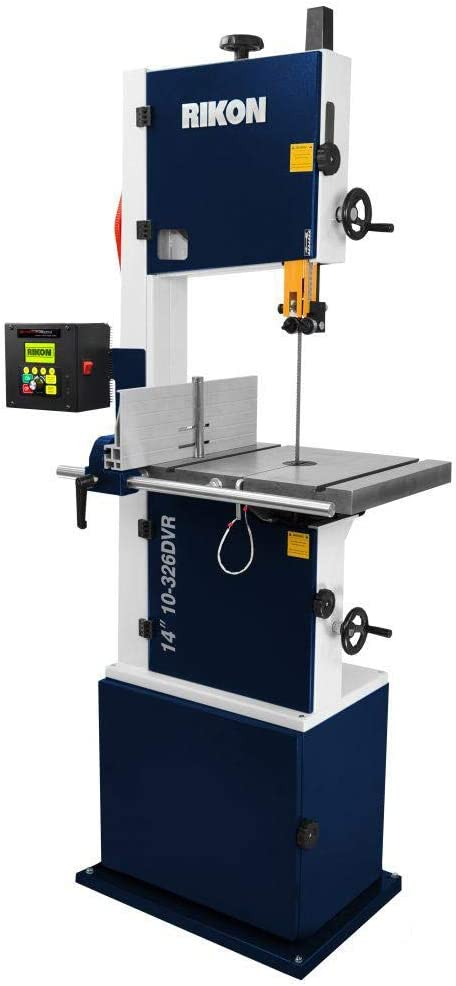 RIKON 14 inch Deluxe Bandsaw with DV