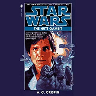 Star Wars: The Han Solo Trilogy: The Hutt Gambit cover art
