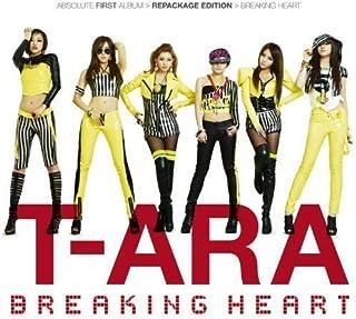 T-ara 1集 - Breaking Heart (リパッケージ) (通常版)(韓国盤)