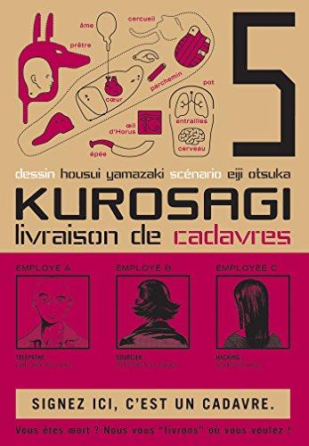 Kurosagi T05 : Livraison de Cadavres